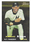1st Unanimous HOF Selection! Top Mariano Rivera Cards 24