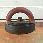 victorian iron - farmhouse decor - doorstop - paperweight - primitive - rustic -
