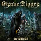 GRAVE DIGGER - The Living Dead - With 1 Bonus Track (2018) CD