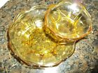 Dip Bowl Set Accent Amber RETRO