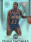 Isiah Thomas Rookie Card Guide and Checklist  18