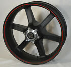 G0309.02A8BYDC NEW Buell Rear Piranha Black With Red Wheel, All XB'S