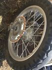93-17 HONDA XR650L REAR WHEEL BACK RIM TIRE GUARANTEED STRAIGHT OEM