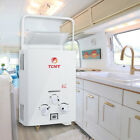 Portable LPG Propane Gas Hot Water Heater 6L Tankless Instant Boiler Outdoor RV