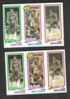 (2) 1980-81 Topps Magic Johnson #237 All Star Cards, Mint condition.