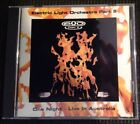 Electric Light Orchestra Part II CD One Night BMG Live In Australia ELO