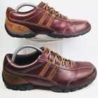 Rockport XCS Mens Leather Lace up Casual Oxford Shoes Fashion Sneakers US 105 M