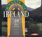 A Taste of Ireland  by Various artists CD Free Ship #GZ82