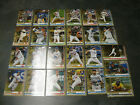 Lot of 25 2019 Topps Gold Parallel Card Lot All Numbered Loaded