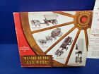 Wagons of the Old West Horse Team Wooden Model Kit Wagon Masters