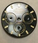 Rolex Daytona Black Dial Gold Markers 100% Authentic