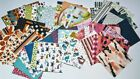 Stampin up Designer series paper Lot of 62 6x 6 DSP From Occasions 2018