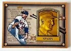 2012 Topps Update Series Baseball Gold Hall of Fame Plaques Guide 27