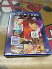 Cyborg 009 Uncut  Unedited 2 disc DVD set includes exclusive character booklet