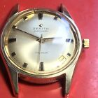 ZENITH CAPTAIN AUTOMATIC MEN WATCH CAL 2542 PC Good Working  Condition
