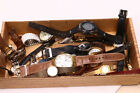 Lot of vintage watches from estate swatch swiss bulova technos baby g shock