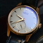 18k Gold ZENITH Neo Vintage 1955 Chronometer limited edition watch wristwatch