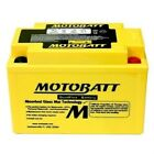 NEW MOTOBATT BATTERY FOR CCM 604E 604RS 644E R30 MOTORCYCLES