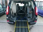 Peugeot 807 AUTOMATIC WHEELCHAIR ACCESS mobility disabled ramp wav disability