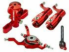 Microheli CNC Blade NANO CPX S Power package RED BLADE NANO CPX CPS S2