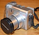 Olympus CAMEDIA 750 Ultra Zoom 4.0MP Digital Camera - Silver