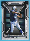Andrew Luck Signs Deal with Upper Deck, Revealed as Trade UD Mystery Redemption 10