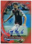 2014 Topps Chrome MLS Soccer Cards 40