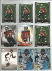 Mike Evans Visual Rookie Card Guide and Checklist 63