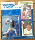 1993 Starting Lineup Roger Clemens Red Sox MLB Baseball Kenner Action Figure