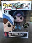 FUNKO POP ANIMATION GRAVITY FALLS #240 DIPPER PINES CHASE (GLOW) VINYL 🎀