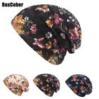 RoxCober Men Women New Moro Rock Beanie Hat Multiple Colors Flowers Fashion Cap