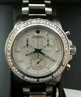 Movado Series 800 Mother of Pearl Diamond Accented Watch NEW!  BEAUTIFUL!  E3828
