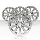 REVOLVE 17x8 Silver Wheel for 2006 2008 Lexus IS350 Set of 4