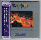 DEEP PURPLE Made In Europe JAPAN CD WPCR-12269 2006 NEW