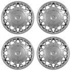 4 15 Bolt On Full Wheel Covers Hub Caps Rim Center Hubs for 1997 2005 Buick Cen
