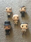 Funko Pop Vinyl James Bond Figure Set