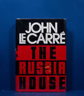 Le Carre John The Russia House SIGNED 1st Ed 1989