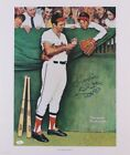 Norman Rockwell Red Sox Painting, The Rookie, Sells for $22.5 Million 12