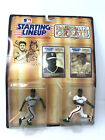 Starting Lineup Willie McCovey and Willie Mays Baseball Greats 1989 Giants SLU