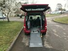 Citroen Berlingo WHEELCHAIR ACCESSIBLE mobility disabled ramp wav