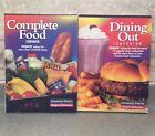 NICE Weight Watchers Dining Out Complete Food Companion Book 2001 Winning Points