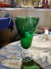 DEPRESSION GLASS FOREST GREEN