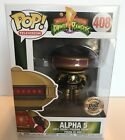 SDCC 2018 Comic Con Exclusive BAIT - Funko Pop ALPHA 5 GOLD Power Rangers 408