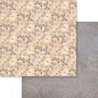 Butterfly Garden Double Sided Paper 12X12 6 10 Pack