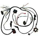 Electric wiring harness CDI coil Solenoid 150cc ATV Quad Bike Buggy gokart 150