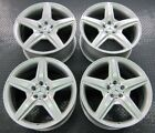 Mercedes Cl S Class 2008 2011 S63 S65 20 Oem Factory AMG Wheels Rims Set
