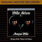 Shotgun Willie/Phases and Stages by Willie Nelson (CD, Jun-1993, Mobile Fidelity