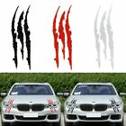 Auto Car Sticker Reflective Monster Scratch Stripe Claw Marks Headlight Decal