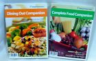 Weight Watchers Complete Food Dining Out Companion Books TurnAround Flex Core
