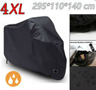 XXXL Motorcycle Cover Protector For Honda Goldwing Valkyrie Rune GL 1500 1800